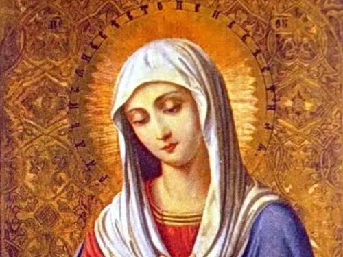 21 сентября — день Рождества Пресвятой Богородицы