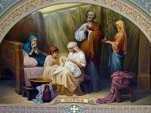 Молитвы в праздник Рождества Богородицы