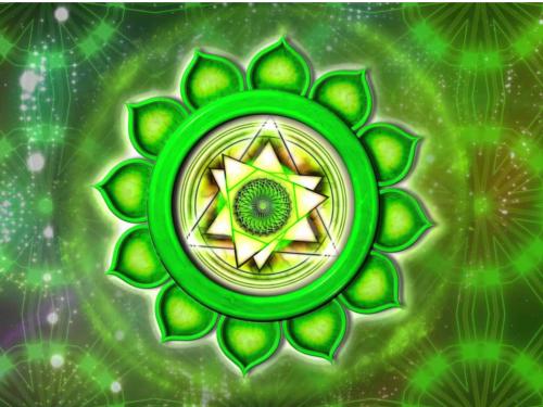 Анахата — чакра любви