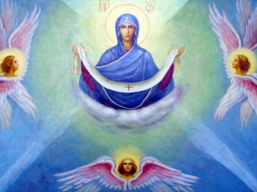 Покров Пресвятой Богородицы 14 октября 2015 года