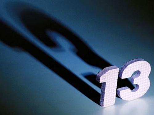 Чертова дюжина: значение числа 13 в нумерологии