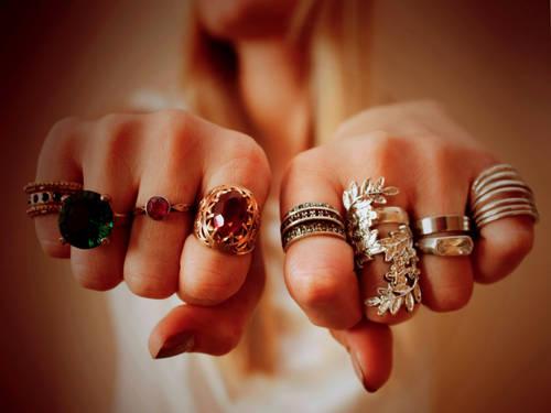 Кольца власти истрасти: накаком пальце носить украшение