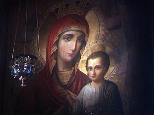 26октября— празднование иконы Иверской Божьей Матери