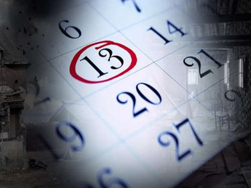 Пятница13: нумерология несчастливого числа