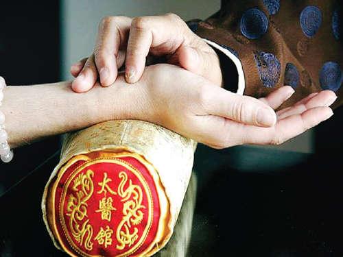 Акупунктура: массаж для лечения бессонницы