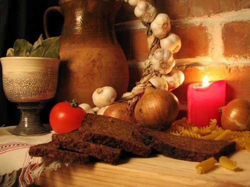 Рождественский пост в2015году: календарь питания подням