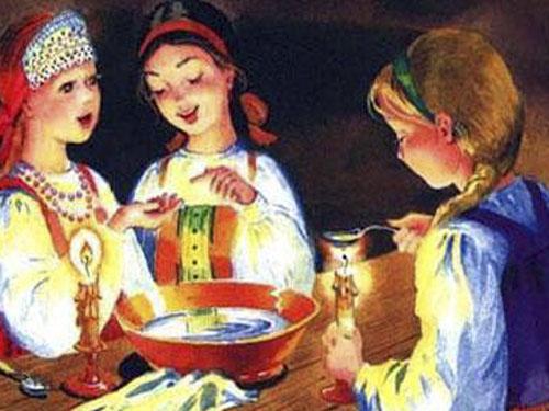 Гадания накатолическое Рождество