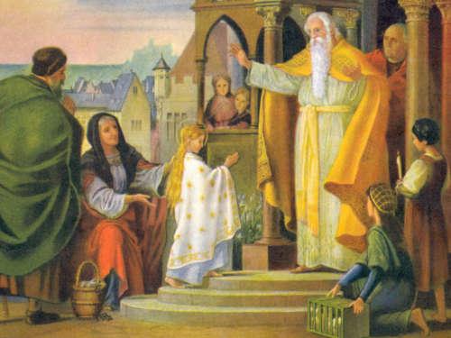 Введение вохрам: традиции иистория
