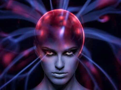 «Третий глаз»: твои экстрасенсорные способности поцвету глаз