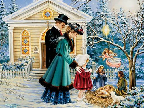 Рождественские молитвы