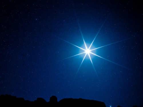 История итрадиции новогодней звезды