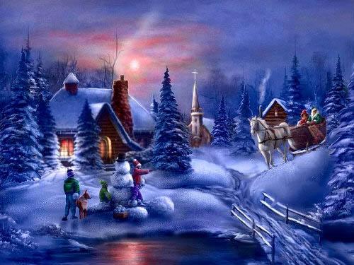 Старый Новый год: традиции иобряды насчастье