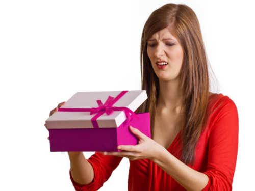Подарки, которые нельзя дарить наДень Святого Валентина