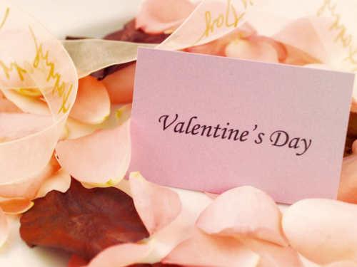 Любовные гадания наДень святого Валентина