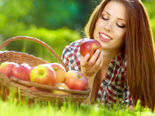 Кчему снятся яблоки