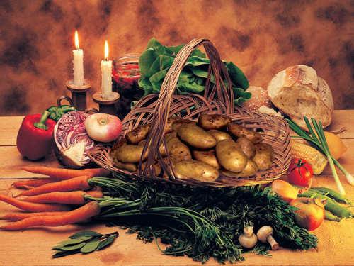 Что едят вВеликий пост: церковные обычаи итрадиции
