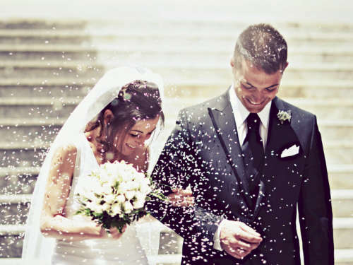 Обычаи и традиции на свадьбе