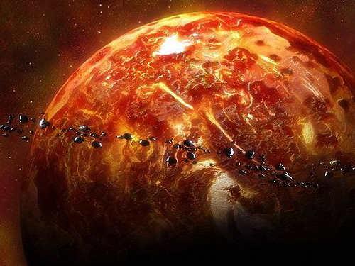 Астрология оМарсе: энергетика Красной планеты