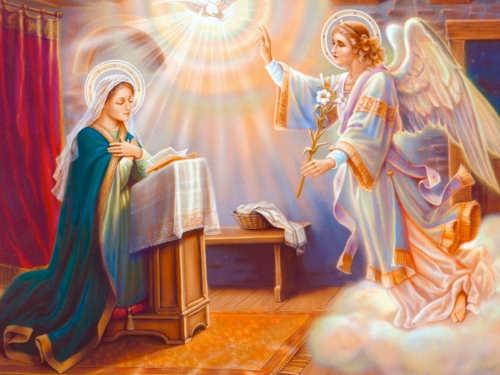Молитвы Богородице наБлаговещение 7апреля