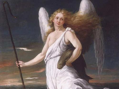 Субботняя молитва архангелам облагах земных инебесных