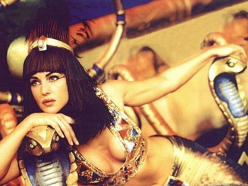 Секреты красоты от красавиц Древнего Египта