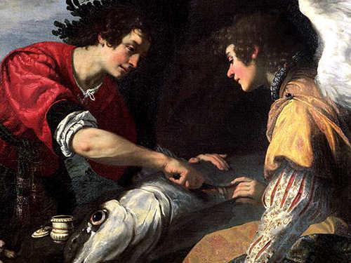 Молитвы оздравии архангелу Рафаилу