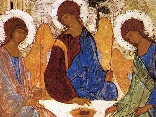 Чудо иконы «Живоначальная Троица»