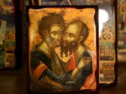 Молитвы святым апостолам Петру иПавлу