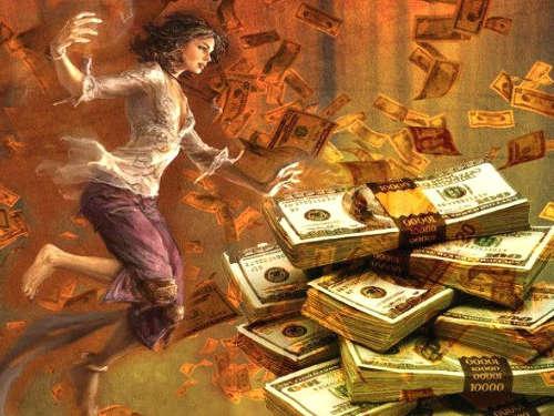 Белые заговоры на деньги и благополучие