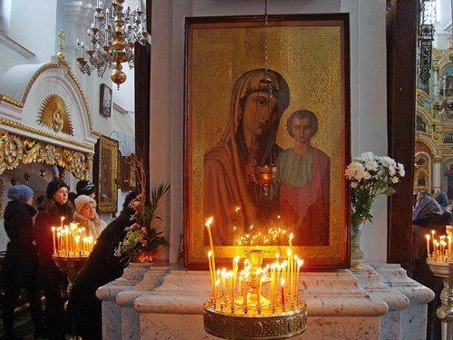 Страшная тайна Казанской иконы Божьей Матери