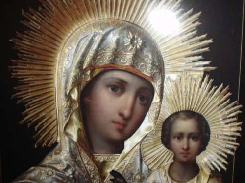 Соборы и храмы Казанской иконы Божьей Матери в России