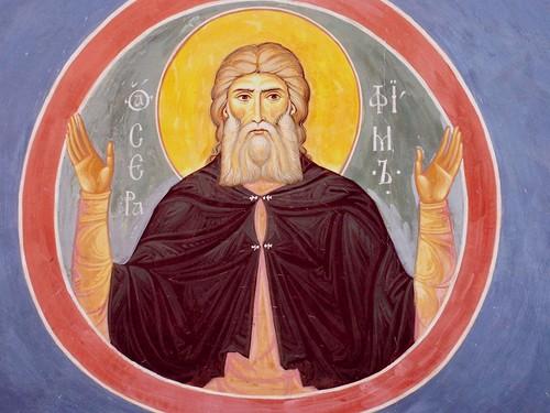 1 августа — день памяти и молитвы Серафиму Саровскому