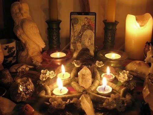 Как сделать приворот и присушку список ритуалов