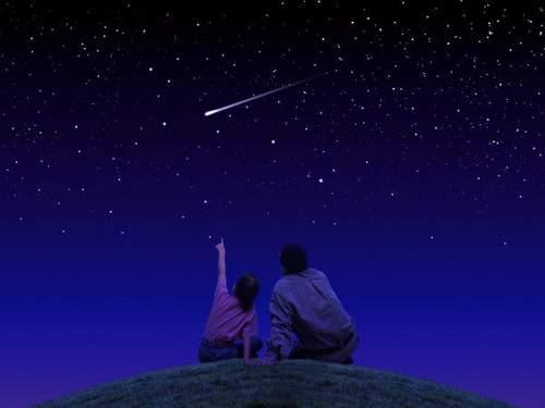 Как загадать желание нападающую звезду, чтобы оно исполнилось