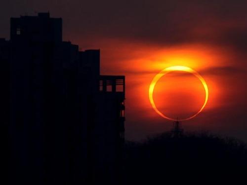 Ритуал в солнечное затмение для полного обновления энергетики
