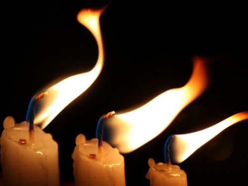 Энергия свечи для благополучия дома