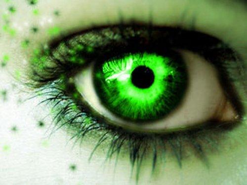 Энергетика зеленых глаз: факты и мифы