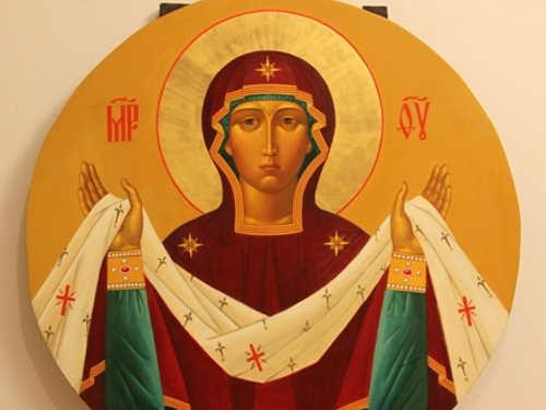 Вчем помогает икона «Покров Пресвятой Богородицы»