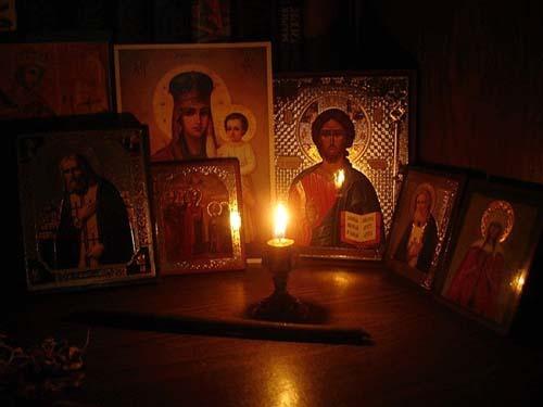Молитвы от зависти и сглаза