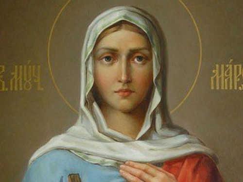 Молитва святой Марте на исполнение желания