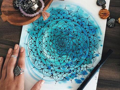 Мандала: исполнение желаний через рисунок