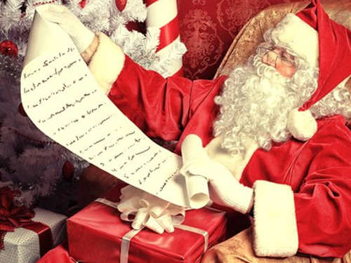 Письмо Деду Морозу поЗнаку Зодиака