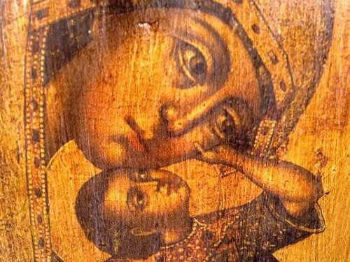 20ноября— день иконы Божией Матери «Взыграние Младенца»