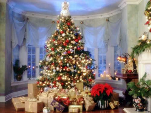 Медитация «Новогодняя елка» для финансового успеха