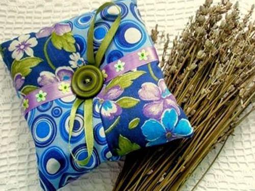 Сон-трава: делаем подушку стравами