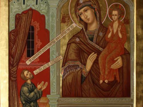 22декабря: молитвы вдень иконы Божией Матери «Нечаянная Радость»
