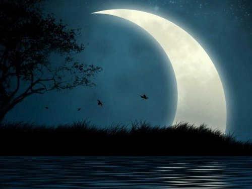 Убывающая Луна вянваре 2017года: избавляемся отпрошлогоднего негатива