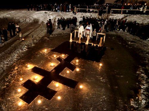 Крещение 19 января: народные традиции и приметы