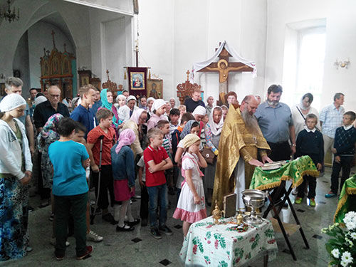 Молитва Сергию Радонежскому опомощи вучебе