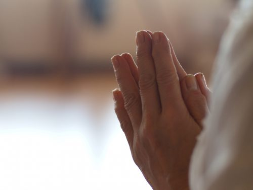 Короткие молитвы наудачу